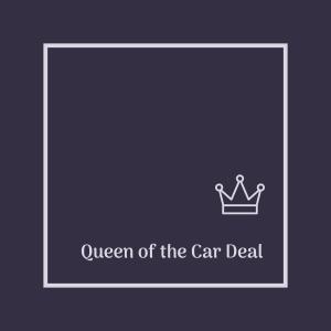 Queen of the Car Deal - logo